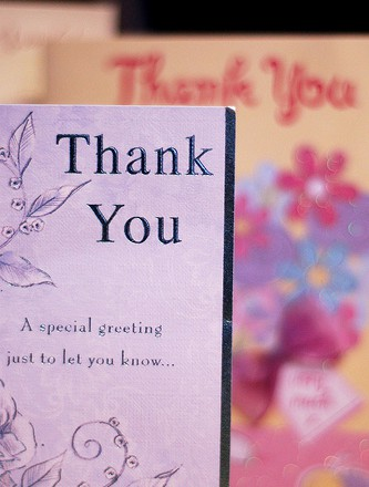 感謝の気持ち